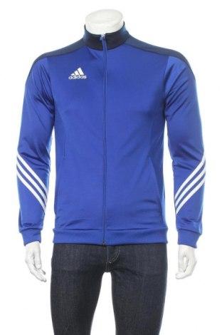 Pánský sportovní vrch Adidas, Velikost S, Barva Modrá, Polyester, Cena  606,00Kč
