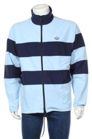 Мъжко спортно горнище Adidas Originals, Размер L, Цвят Син, Полиестер, Цена 74,25лв.