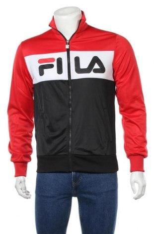 Мъжко спортно горнище Fila, Размер S, Цвят Многоцветен, Цена 59,25лв.