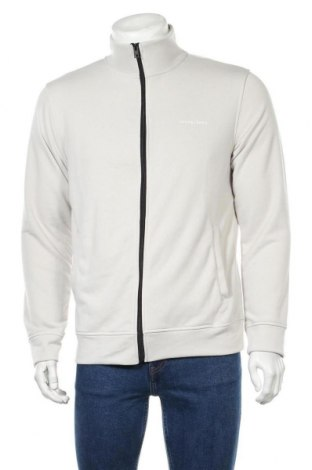 Мъжко спортно горнище Jack & Jones, Размер M, Цвят Сив, 65% полиестер, 35% памук, Цена 74,25лв.