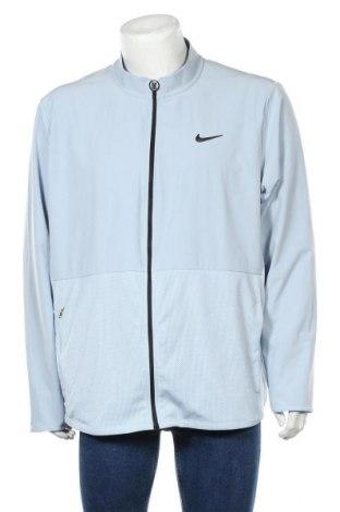 Мъжко спортно горнище Nike, Размер XXL, Цвят Син, Полиестер, Цена 89,25лв.