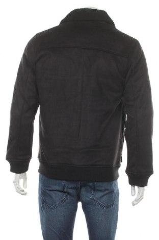 Мъжко яке Pier One, Размер S, Цвят Черен, Полиестер, Цена 71,77лв.