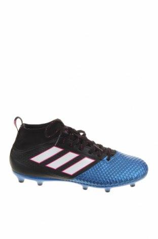 Обувки Adidas, Размер 40, Цвят Син, Еко кожа, текстил, Цена 58,50лв.