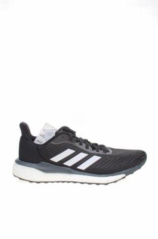Παπούτσια Adidas, Μέγεθος 41, Χρώμα Μαύρο, Κλωστοϋφαντουργικά προϊόντα, Τιμή 65,33€