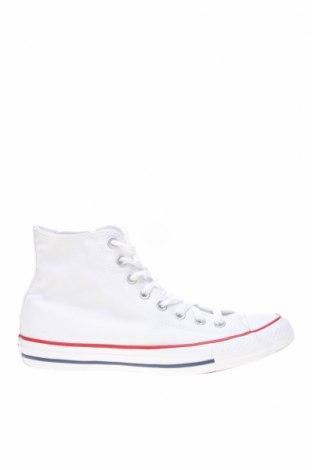 Обувки Converse, Размер 41, Цвят Бял, Текстил, Цена 96,75лв.