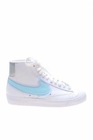 Παπούτσια Nike, Μέγεθος 38, Χρώμα Λευκό, Γνήσιο δέρμα, δερματίνη, Τιμή 69,20€