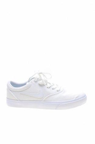 Обувки Nike, Размер 41, Цвят Екрю, Текстил, Цена 126,75лв.