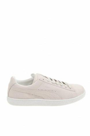 Обувки PUMA, Размер 41, Цвят Сив, Естествен велур, Цена 126,75лв.