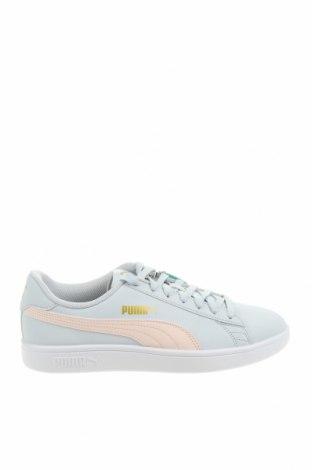 Обувки PUMA, Размер 41, Цвят Син, Еко кожа, Цена 126,75лв.