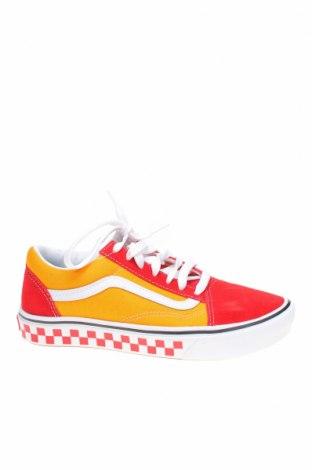 Παπούτσια Vans, Μέγεθος 37, Χρώμα Πολύχρωμο, Φυσικό σουέτ, κλωστοϋφαντουργικά προϊόντα, Τιμή 49,87€