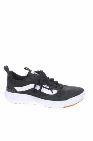 Обувки Vans, Размер 37, Цвят Черен, Еко кожа, текстил, Цена 81,75лв.
