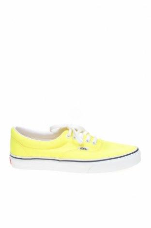 Обувки Vans, Размер 40, Цвят Жълт, Текстил, Цена 81,75лв.
