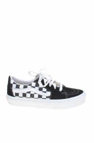 Обувки Vans, Размер 37, Цвят Черен, Естествен велур, естествена кожа, текстил, Цена 89,25лв.
