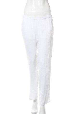 Kalhoty pro těhotné  Mamalicious, Velikost M, Barva Bílá, Viskóza, Cena  674,00Kč