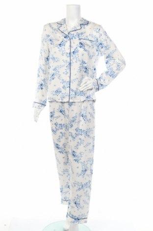 Пижама Anna Field, Размер M, Цвят Бял, Полиестер, Цена 32,20лв.