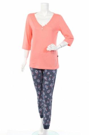Пижама H.i.s, Размер S, Цвят Многоцветен, Памук, Цена 44,25лв.