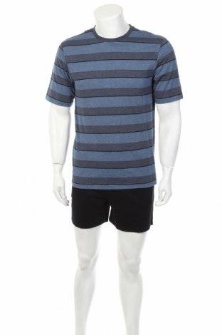 Пижама H.i.s, Размер S, Цвят Син, Памук, Цена 39,00лв.