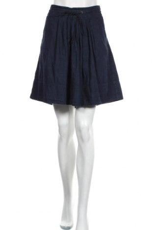 Φούστα A New Day, Μέγεθος L, Χρώμα Μπλέ, Βαμβάκι, Τιμή 16,89€
