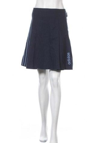 Sukně Adidas, Velikost M, Barva Modrá, Bavlna, Cena  550,00Kč