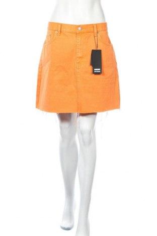 Φούστα Dr. Denim, Μέγεθος XL, Χρώμα Πορτοκαλί, 100% βαμβάκι, Τιμή 16,42€