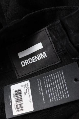 Φούστα Dr. Denim, Μέγεθος XS, Χρώμα Μαύρο, 98% βαμβάκι, 2% ελαστάνη, Τιμή 12,81€