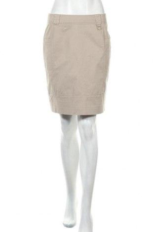 Φούστα Esprit, Μέγεθος S, Χρώμα  Μπέζ, 98% βαμβάκι, 2% ελαστάνη, Τιμή 44,81€