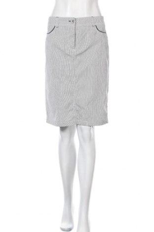 Φούστα Gerry Weber, Μέγεθος S, Χρώμα Μπλέ, 65% βαμβάκι, 32% πολυαμίδη, 3% ελαστάνη, Τιμή 22,08€