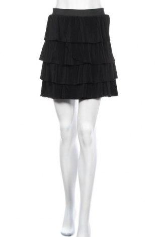 Φούστα H&M, Μέγεθος S, Χρώμα Μαύρο, Πολυεστέρας, Τιμή 14,94€