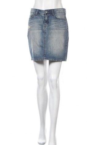 Φούστα H&M L.O.G.G., Μέγεθος M, Χρώμα Μπλέ, 100% βαμβάκι, Τιμή 14,29€