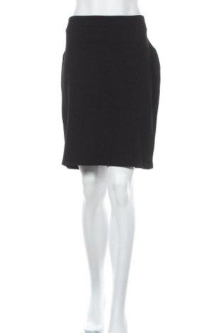 Φούστα Junarose, Μέγεθος XL, Χρώμα Μαύρο, 95% πολυεστέρας, 5% ελαστάνη, Τιμή 12,34€