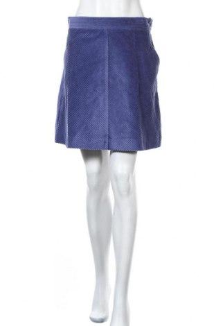 Пола Max&Co., Размер L, Цвят Лилав, 85% памук, 15% полиестер, Цена 194,25лв.