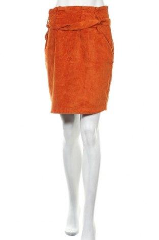 Пола Object, Размер M, Цвят Оранжев, 97% памук, 3% еластан, Цена 16,80лв.