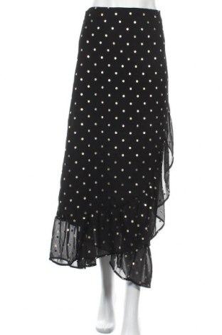 Φούστα Pieces, Μέγεθος XL, Χρώμα Μαύρο, Πολυεστέρας, Τιμή 11,04€