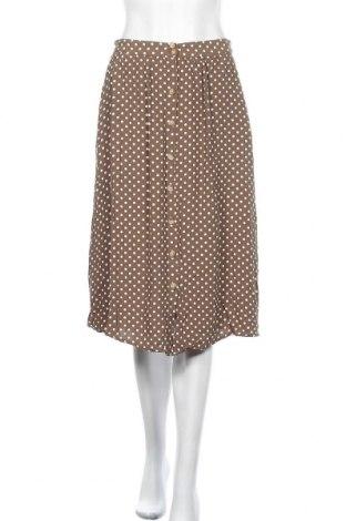 Φούστα Pieces, Μέγεθος S, Χρώμα Πράσινο, Βισκόζη, Τιμή 10,52€
