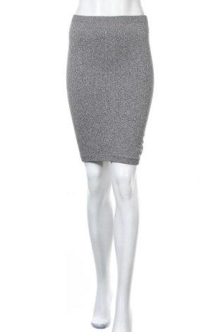 Φούστα Pieces, Μέγεθος S, Χρώμα Γκρί, 92% πολυαμίδη, 8% ελαστάνη, Τιμή 9,35€