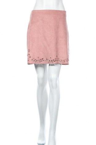 Пола Primark, Размер XL, Цвят Розов, 100% полиестер, Цена 22,05лв.