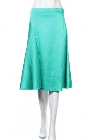 Пола Samsoe & Samsoe, Размер XL, Цвят Зелен, Полиестер, Цена 119,25лв.