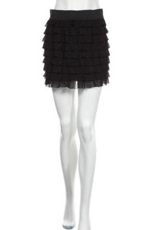 Φούστα Tally Weijl, Μέγεθος M, Χρώμα Μαύρο, 95% πολυεστέρας, 5% ελαστάνη, Τιμή 14,29€