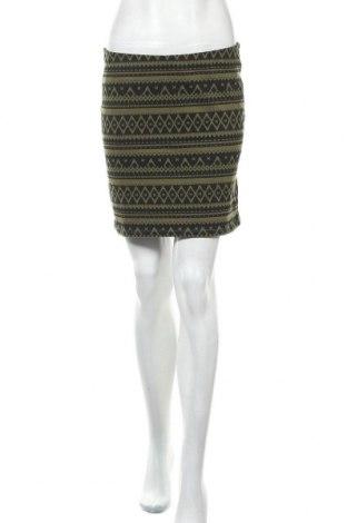 Φούστα Tally Weijl, Μέγεθος M, Χρώμα Μαύρο, 95% βαμβάκι, 5% ελαστάνη, Τιμή 10,39€