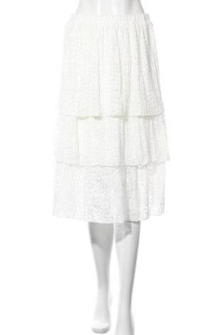 Φούστα Vila, Μέγεθος S, Χρώμα Λευκό, 92% πολυαμίδη, 8% ελαστάνη, Τιμή 15,47€