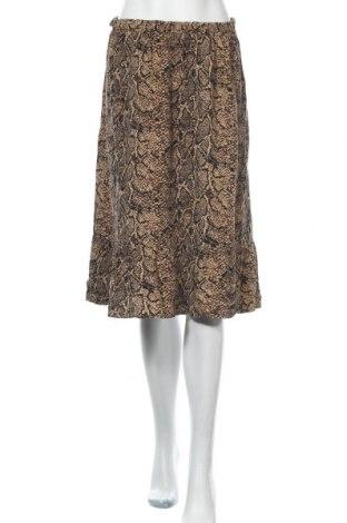 Пола Vrs Woman, Размер XL, Цвят Кафяв, Вискоза, Цена 17,33лв.