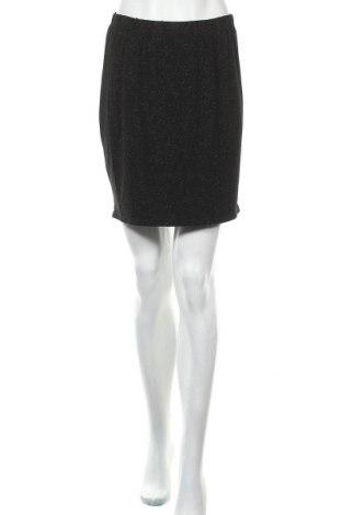 Пола Vrs Woman, Размер XL, Цвят Черен, 62% вискоза, 30% полиестер, 5% еластан, 3% метални нишки, Цена 9,45лв.