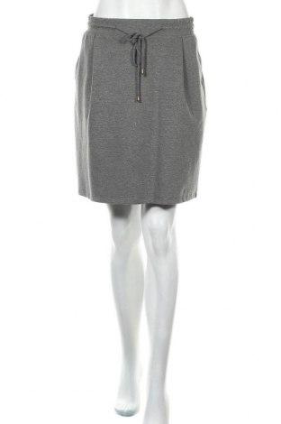 Пола Women by Tchibo, Размер M, Цвят Сив, 57% памук, 38% полиестер, 5% еластан, Цена 19,95лв.