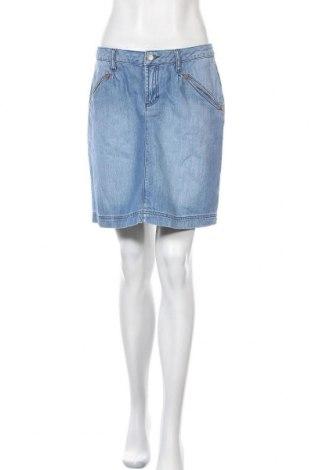 Φούστα Zero, Μέγεθος M, Χρώμα Μπλέ, 100% βαμβάκι, Τιμή 13,64€
