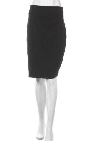 Пола за бременни H&M Mama, Размер M, Цвят Черен, Цена 21,84лв.