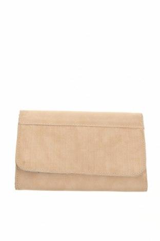 Πορτοφόλι S.Oliver, Χρώμα  Μπέζ, Δερματίνη, Τιμή 17,01€