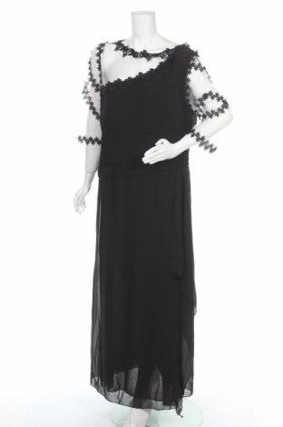 Φόρεμα, Μέγεθος XXL, Χρώμα Μαύρο, 90% πολυεστέρας, 10% ελαστάνη, Τιμή 20,78€