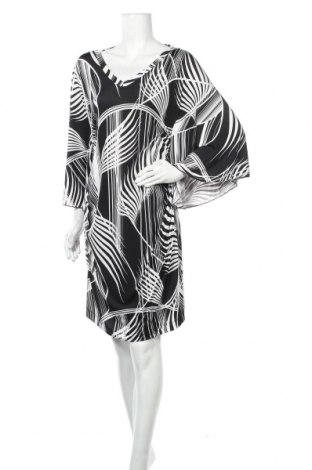 Φόρεμα 2 Biz, Μέγεθος L, Χρώμα Μαύρο, 90% πολυεστέρας, 10% ελαστάνη, Τιμή 22,08€