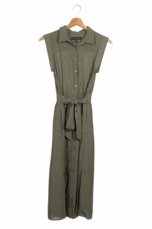 Φόρεμα Banana Republic, Μέγεθος XXS, Χρώμα Πράσινο, Βισκόζη, Τιμή 65,33€