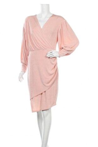 Φόρεμα Closet London, Μέγεθος M, Χρώμα Ρόζ , 95% πολυεστέρας, 5% ελαστάνη, Τιμή 15,07€